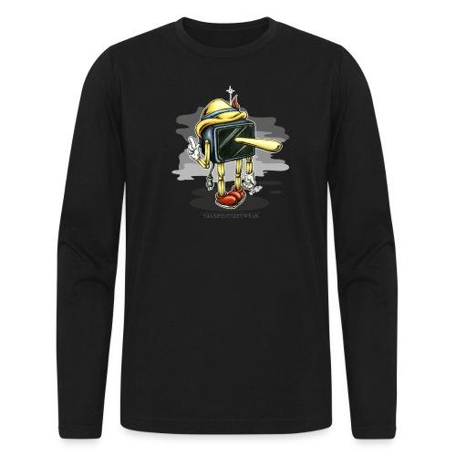Piglotzio - Men's Long Sleeve T-Shirt by Next Level