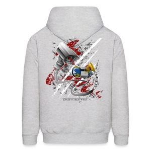 where's my free world? - Men's Hoodie