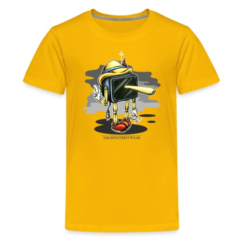 Piglotzio - Kids' Premium T-Shirt