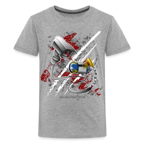 where's my free world? - Kids' Premium T-Shirt