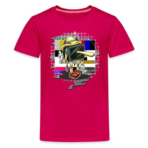 Piglotzio extended - Kids' Premium T-Shirt