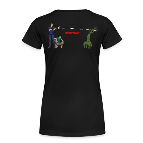 Digmbot Games Women's T-Shirt - Women's Premium T-Shirt