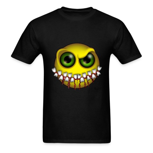 Smiles (Silly Faces) - Men's T-Shirt