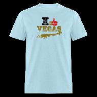 T-Shirts ~ Men's T-Shirt ~ ICH LIEBE VEGAS