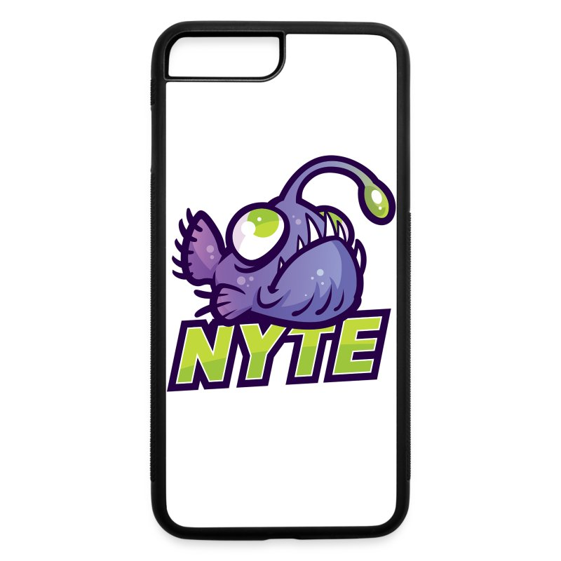 Nyte Fish iPhone 7+ Case - iPhone 7 Plus/8 Plus Rubber Case
