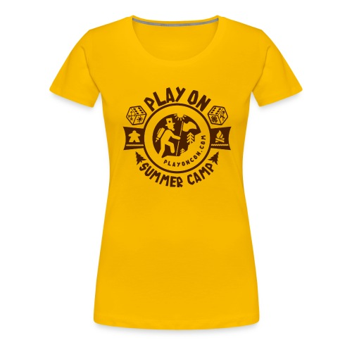 Women's POC 6: Camp Shirt - Women's Premium T-Shirt