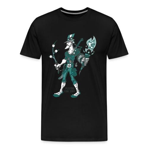 Men's POC 7: Hunter Sam - Men's Premium T-Shirt