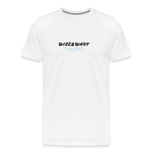 Wise&Wavy - Men's Premium T-Shirt