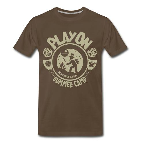 Men's POC 7: Camp Shirt - Men's Premium T-Shirt
