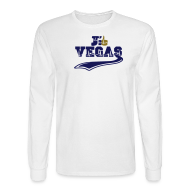 Long Sleeve Shirts ~ Men's Long Sleeve T-Shirt ~ j'aime Las Vegas