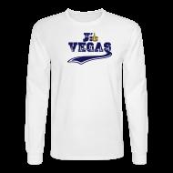 Long Sleeve Shirts ~ Men's Long Sleeve T-Shirt ~ j'aime Las Vegas