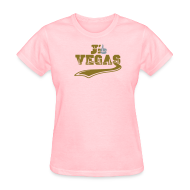 T-Shirts ~ Women's T-Shirt ~ j'aime Las Vegas