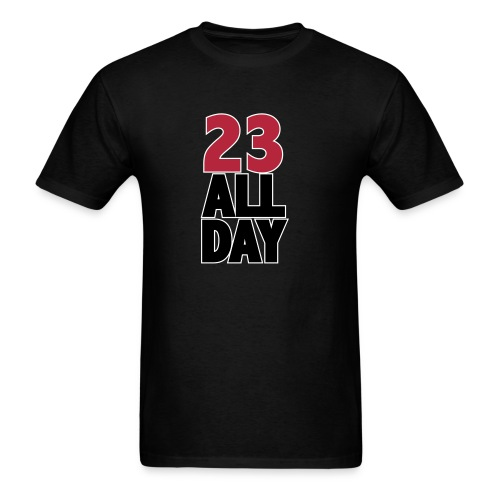 23 all day - Men's T-Shirt