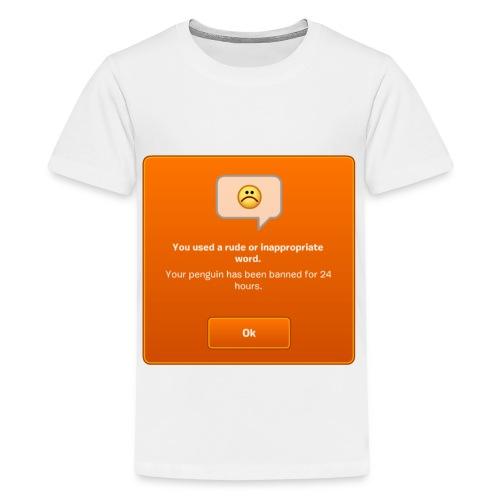 Banned! - Youth T-Shirt - Kids' Premium T-Shirt