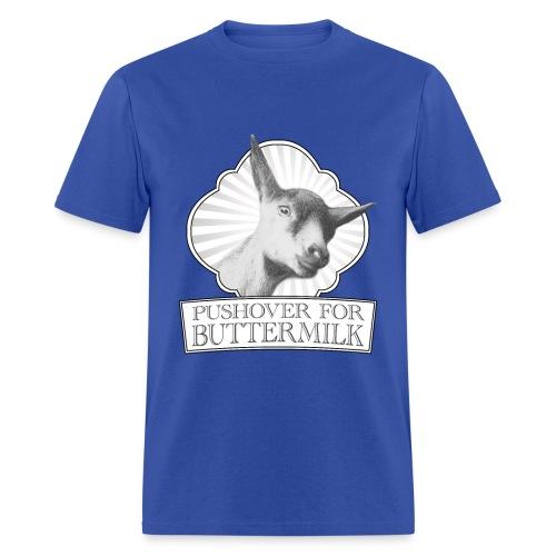 Pushover T-shirt for Men/Unisex - Men's T-Shirt