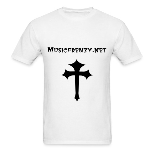 Men's Hell Cross t shirt - Men's T-Shirt
