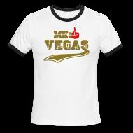 T-Shirts ~ Men's Ringer T-Shirt ~ ME GUSTA LAS VEGAS