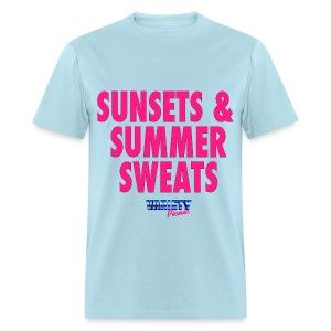 Babe Patrol - Sunsets & Summer Sweats T-Shirt - Men's T-Shirt