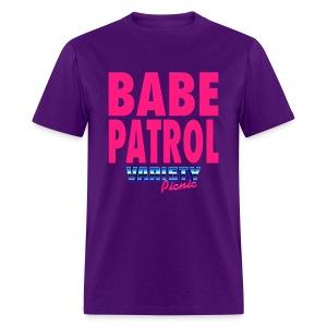 Babe Patrol T-Shirt - Men's T-Shirt