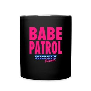Babe Patrol - Coffee Mug - Full Color Mug