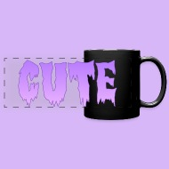 Creepy Cute Mug - Full Color Panoramic Mug
