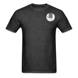 Kenzie Smith Piano (Upper Left Logo) Men's - Men's T-Shirt
