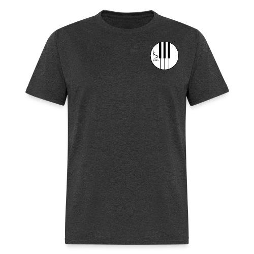 Kenzie Smith Piano (Upper Left Logo) Men's - Men's T-Shirt