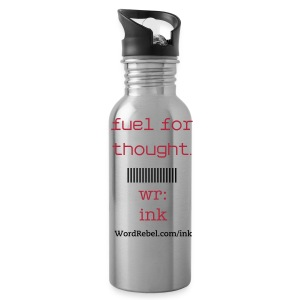 Fuel For Thought Tumbler - Water Bottle