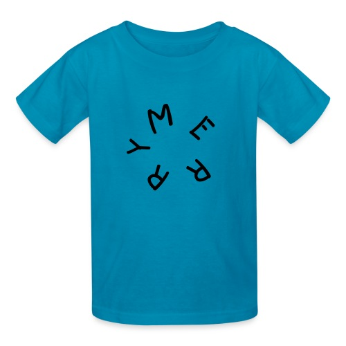 Merry-go-Round - Kids' T-Shirt