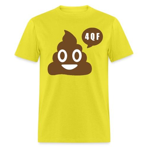 POOP - Men's T-Shirt