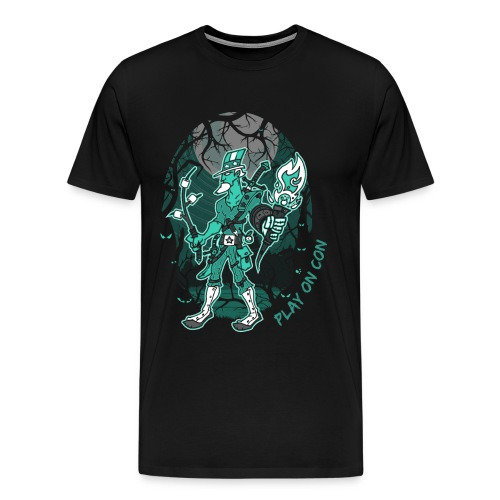 Men's Special Release: Hunter Sam - Men's Premium T-Shirt