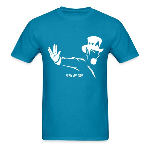 Men's POC 8: Uncle sPOC - Men's T-Shirt