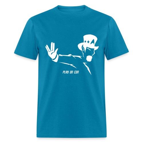 Men's POC 8: Uncle sPOC - Men's T-Shirt