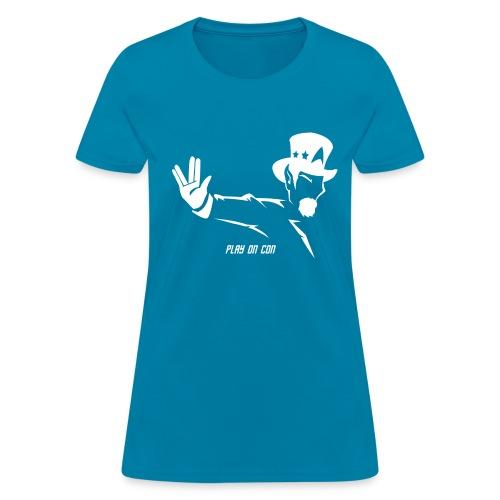 Women's POC 8: Uncle sPOC - Women's T-Shirt