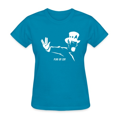 Women's POC 8: Uncle sPOC - Women's T-Shirt