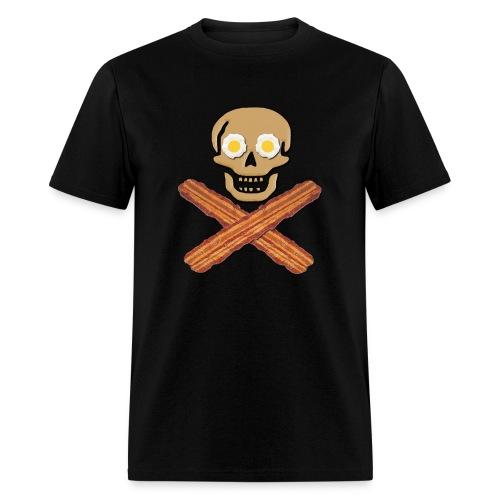 Food Pirate - Men's T-Shirt