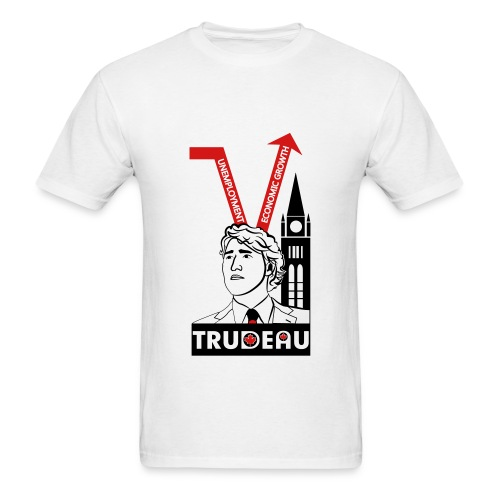 Trudeau T-Shirt - Men's T-Shirt
