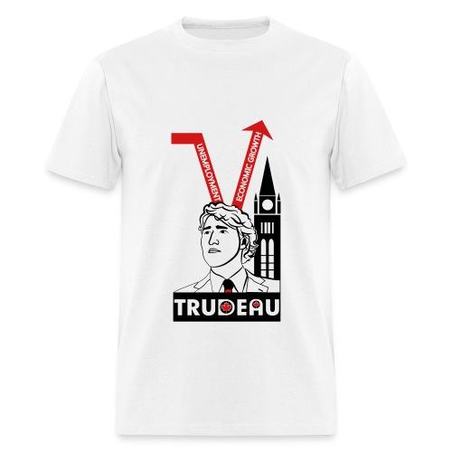 Trudeau T-Shirt - Men's T-Shirt