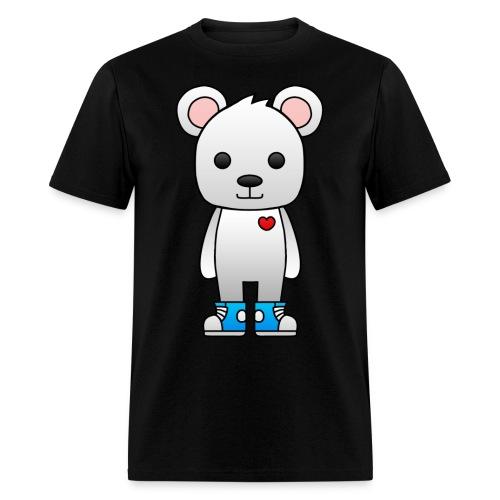 Polar Bear [Male] - Men's T-Shirt