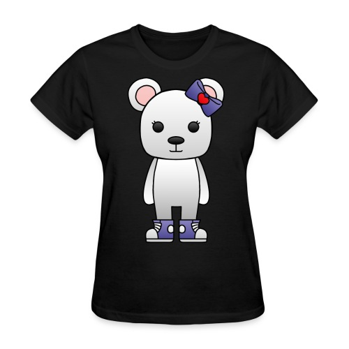 Polar Bear [Female] - Women's T-Shirt