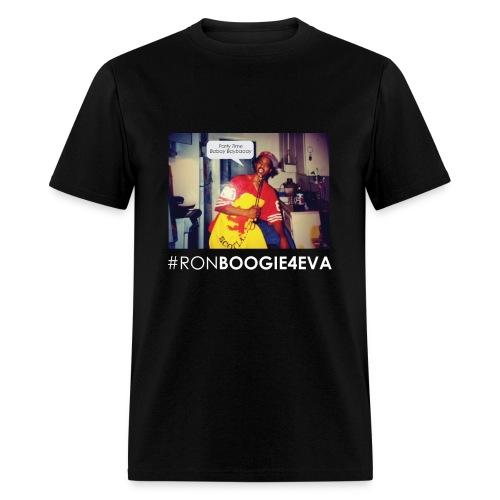 Ron Boogie 4 Eva Black T-Shirt | Men's  - Men's T-Shirt