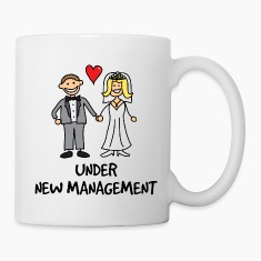 Wedding Mug - Under New Management
