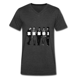 SS501 - Five V-Neck Tee - Men's V-Neck T-Shirt by Canvas