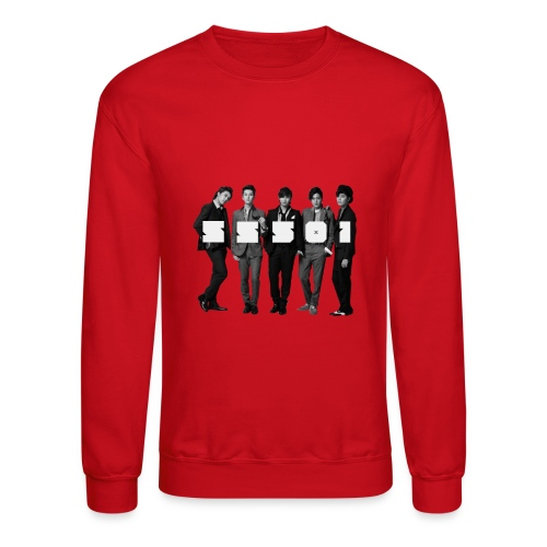 SS501 - Five Crewneck - Crewneck Sweatshirt