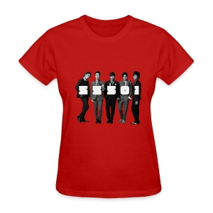 SS501 - Five Women's Tee - Women's T-Shirt