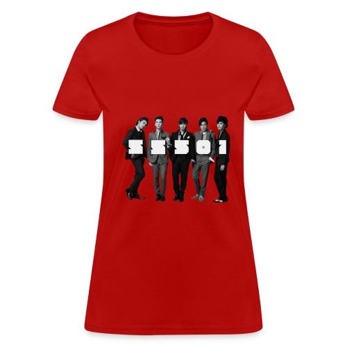 SS501 - Five Women's Tee - Women's T-Shirt