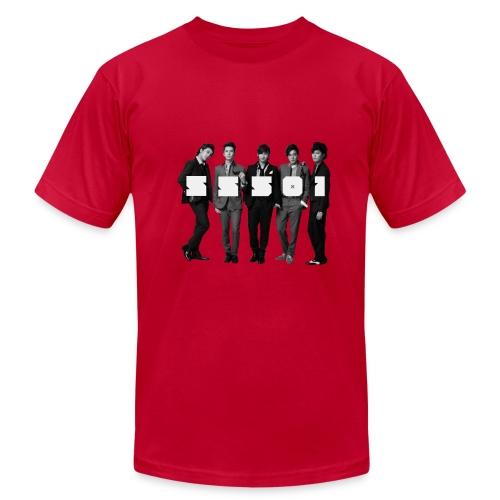 SS501 - Five AA Tee - Men's Fine Jersey T-Shirt