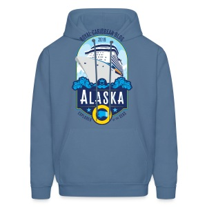 Alaska Group Cruise Men's Sweatshirt - Men's Hoodie