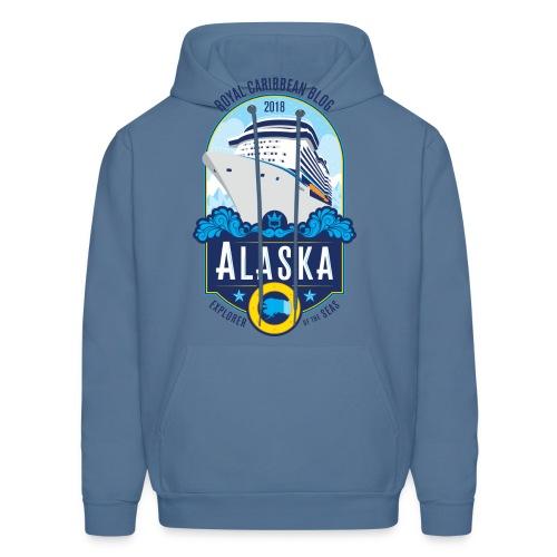 Alaska Group Cruise Men's Sweatshirt - Men's Hoodie