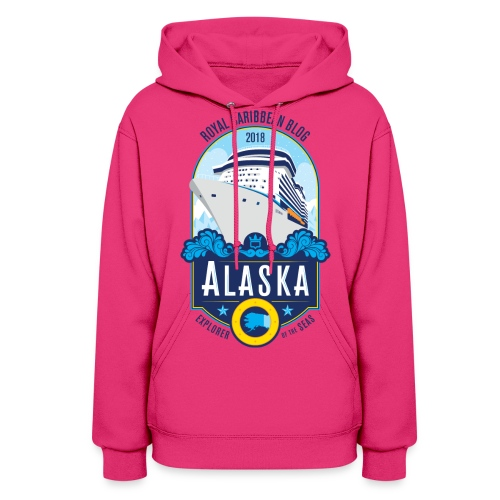 Alaska Group Cruise Women's Sweatshirt - Women's Hoodie